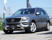 Mercedes-Benz M trieda 350 BlueTEC 4matic